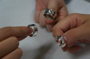 studrnts fingers③