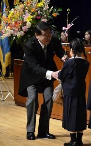 初等部入学式