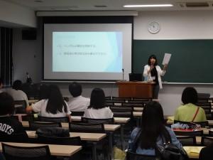 韓国語の体験授業