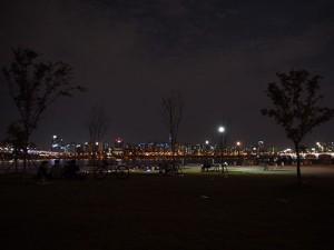 漢江の夜景