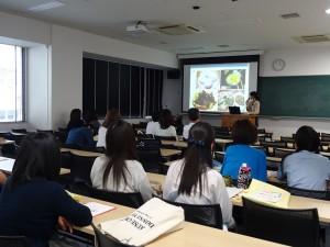 学生による留学体験談