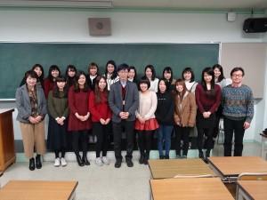 イヒョンジン先生との記念撮影