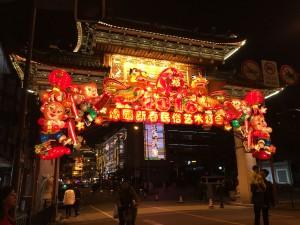 元宵节の灯籠会