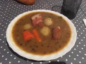 スペインの郷土料理「レンテハス」