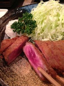 春節で食べた日本料理①