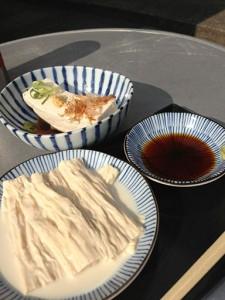 春節で食べた日本料理②