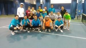 上海日本商工クラブテニス大会