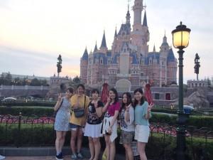 上海ディズニーランドに行ってきました!