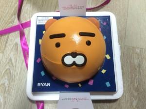 食べるのがもったいないこんなケーキも