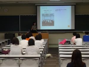 留学体験談(韓国・ソウル女子大学)