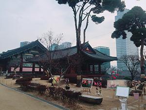 韓国の神社