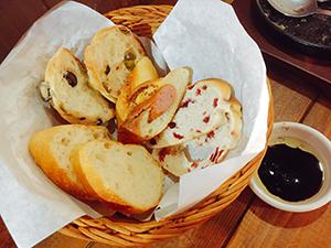 日本人が経営しているパン屋さん