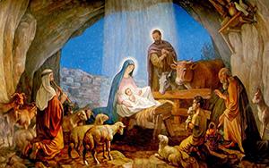 Navidad,Reyes magos期間の特徴的な飾り