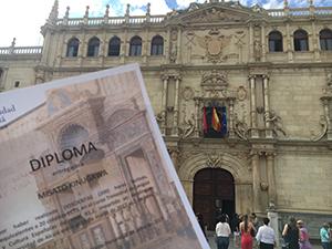 ディプロマとアルカラ大学