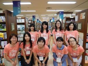ブログ用第15回学生選書ツアー集合写真