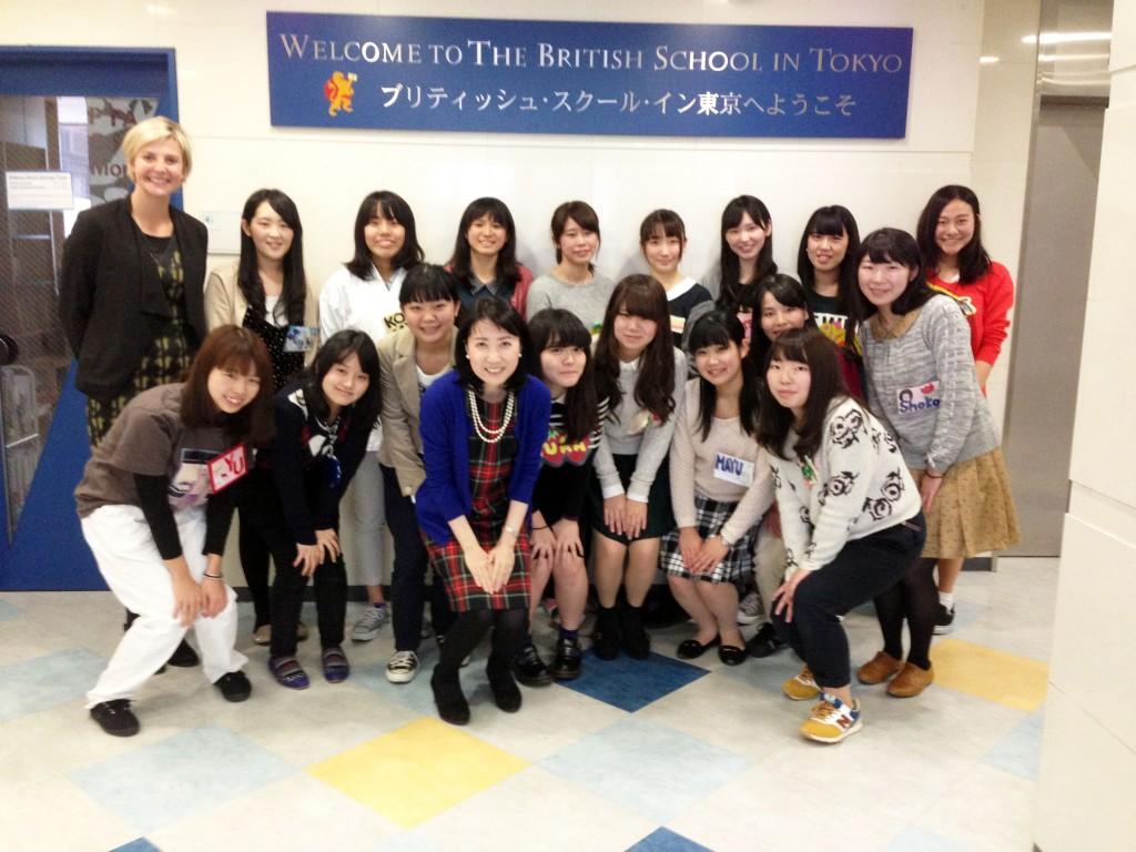 sAEP2015 BST自己紹介+授業見学11-24-2014