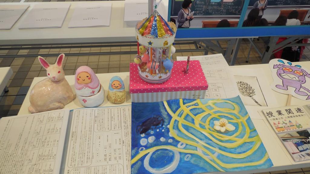 1★2初教ブース展示品