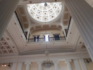 Day11 pump room ceiling